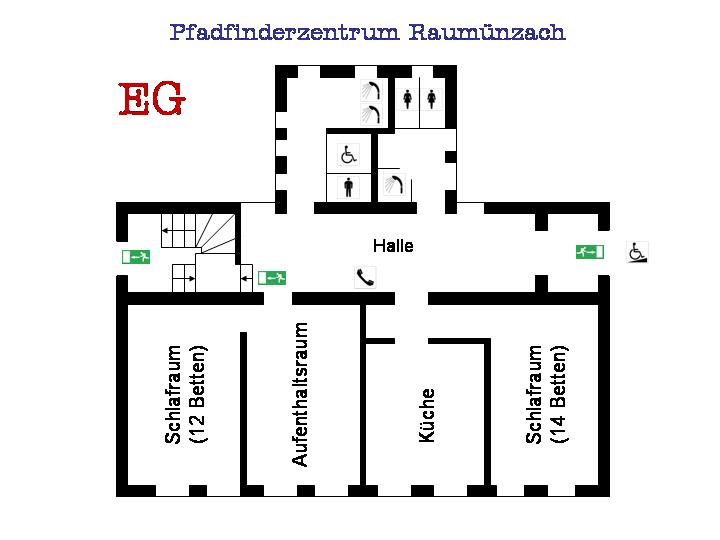 Erdgeschoss (EG)