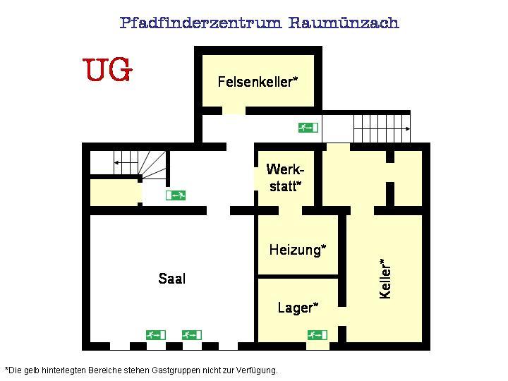 Untergeschoss (UG)