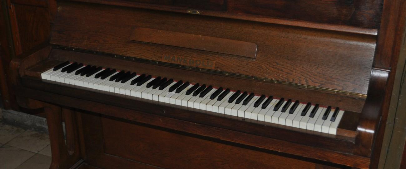 Das Klavier im EG